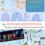 """Arriba la tercera edició de la festa """"Escoles fent poble"""" a Constantí"""