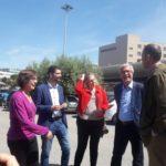 Ballesteros: 'L'intercanviador de Battestini serà la peça clau del projecte de l'autobús gratuït'