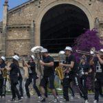 La Txaranga Band Tocats de Vila-seca celebra el seu 10è aniversari
