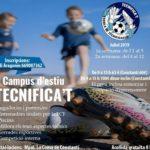 Obertes les inscripcions per al primer Campus d'estiu de Tecnificació de Futbol