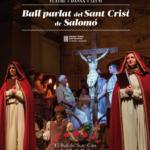 El Ball Parlat del Sant Crist de Salomó comença la temporada de representacions