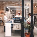 Tarragona acull un taller de Telelavo, la primera bugaderia artesanal del món