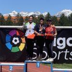 L'arquera Maria Pitarch aconsegueix la medalla de bronze al Gran Premi d'Espanya d'Osca