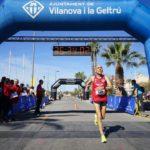 Carles Gibert, de Torredembarra, bat el rècord català dels 10 quilòmetres