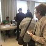 La participació a Tarragona augmenta sis punts a les 17h