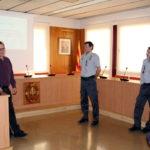 Interior cedeix dues emissores de la xarxa d'emergències RESCAT a l'Ajuntament d'Altafulla