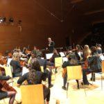 El Quartet Gerhard i l'Orquestra Händel, en concert al Josep Carreras