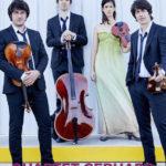 El segon concert del Quartet Gerhard arriba aquest divendres a l'Auditori Josep Carreras
