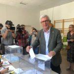 Ballesteros: 'El vot ha de ser per la convivència'
