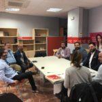 El PSC de Cambrils es reuneix amb la comunitat gitana