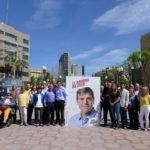 Dídac Nadal presenta la candidatura 'per fer possible el canvi que Tarragona necessita'