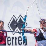 Èlia Canales obté una històrica 4ª posició per equips a la World Cup de Medellín de Tir amb Arc