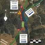 Obert un vial alternatiu a la C-242 a Cornudella per minimitzar l'impacte del tall de la carretera