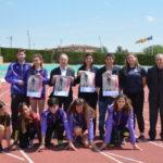 L'estadi d'atletisme Natalia Rodríguez acollirà el campionat de Catalunya SUB20 i SUB23
