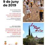 """Constantí torna a representar """"La Passió de Crist"""" aquest diumenge 9 de juny"""
