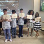 Quatre alumnes de l'Escola de Música de Cambrils guanyen premis en un concurs de piano a 4 i 6 mans