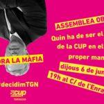 La CUP debatrà en assemblea oberta el paper que ha de desenvolupar el proper mandat