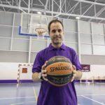 Víctor Neila, nou entrenador del TGN Bàsquet