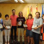 Vila-seca celebra un acte de jubilació de 6 mestres del municipi
