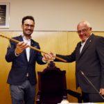 Pere Segura es converteix en el nou alcalde de Vila-seca