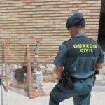 La Guàrdia Civil denúncia dos veïns de Tarragona per capturar caderneres