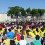 Les escoles de Salou gaudeixen de la 1a Jornada Esportiva dins el Pla Educatiu d'Entorn