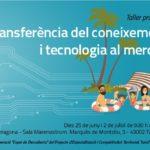 Tarragona inicia el taller «Transferència del coneixement i tecnologia al mercat»