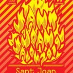 Salou celebra la nit de Sant Joan amb música en viu i tres fogueres a la Platja
