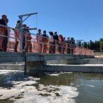 La Selva inaugura la nova depuradora, preparada per donar resposta al triple de població
