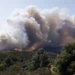 Els Bombers tenen estabilitzat el 80% del perímetre de l'incendi de la Ribera d'Ebre