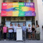 Cambrils commemora el Dia Internacional de l'Orgull LGTBI+