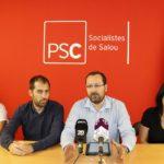 El PSC demana a Granados si prefereix un govern local independentista