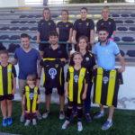 Altafulla i el Centre d'Esports, de la mà en el foment del futbol femení i l'eradicació de la discriminació social