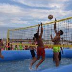 El vòlei platja serà el protagonista esportiu de la platja de Torredembarra aquesta quinzena