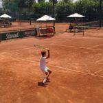 Vint-i-cinc tenistes de Tarragona intenten classificar-se per les finals del Circuit Nacional Warriors Tour
