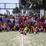 El torneig de pàdel Altrad Rodisola del circuit Maximum reuneix més de 300 jugadors al Golf Costa Daurada