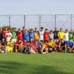'Futbol contra el càncer', de Roda de Berà, aconsegueix recaptar més de 1.000 euros