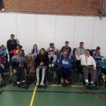 El club de Rugbi Tarragona vol impulsar l'esport amb cadira de rodes