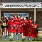 Èlia Canales es proclama campiona d'Espanya de Tir amb Arc