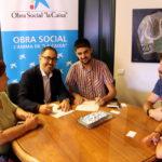 «La Caixa» reedita la col·laboració en el programa d'activitats d'envelliment actiu per la gent gran d'Altafulla