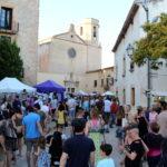 Unes 9.500 persones visiten la 19a edició de la Nit de Bruixes d'Altafulla