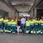 Vint-i-dues persones s'incorporen al Pla d'Ocupació Municipal de Vila-seca