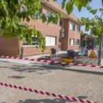 Comencen les obres de renovació i millora a l'Escola Mossèn Ramon Bergadà