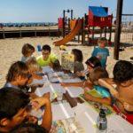 Salou obre la Zona Esportiva i el Club Infantil de platja amb l'arribada de l'estiu
