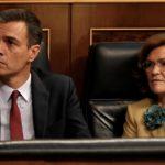 Pedro Sánchez perd la primera votació per ser investit president del Govern