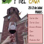 Prades celebrarà la VI Fira del Vi i del Cava el proper cap de setmana