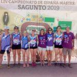 El CAT aconsegueix 9 medalles i 2 rècords de Catalunya al Campionat Espanya Màster