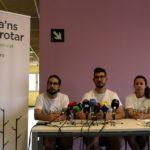 La plataforma Rebrotem espera recaptar 250.000 euros per als afectats de l'incendi