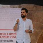 Roger Torrent serà el conferenciant de l'acte de la Diada Nacional al Camp de Tarragona