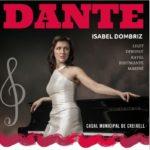 Creixell acollirà el concert d'Isabel Dombriz